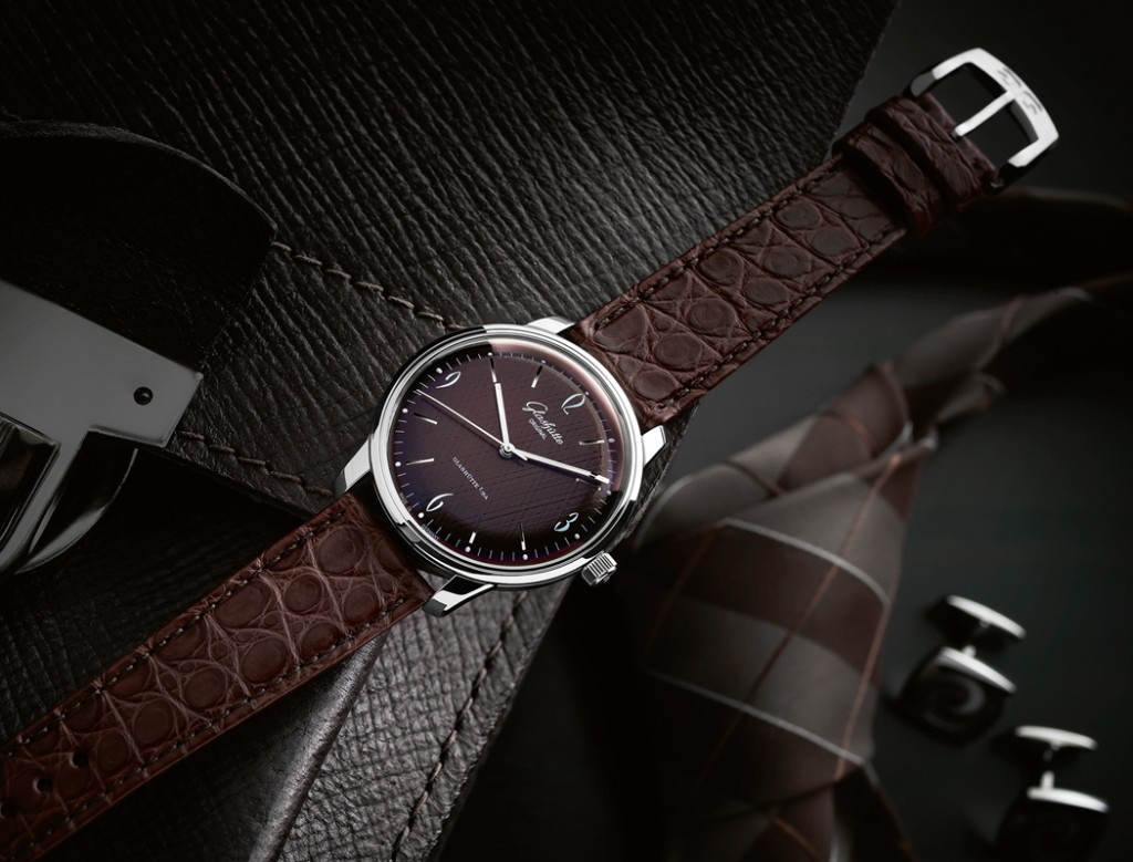 The line is inspired by the original watch unveiled in 1964