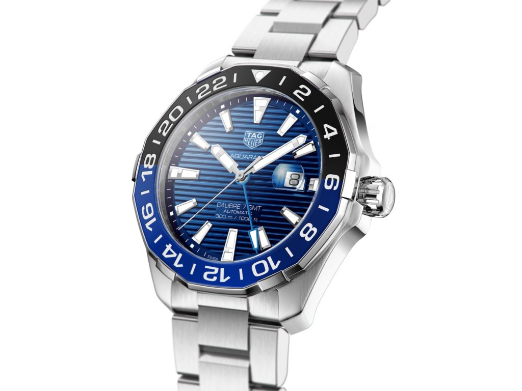 TAG Heuer Aquaracer GMT