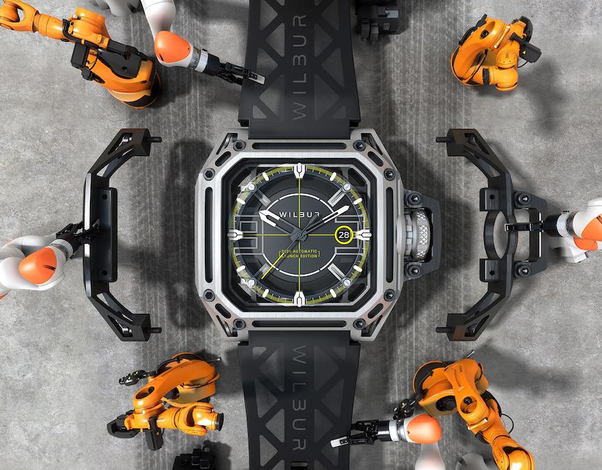 Wilbur Launch Edition watch