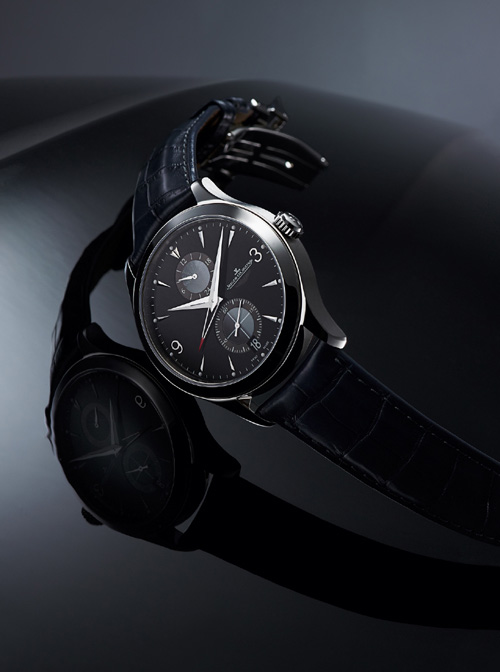 The Master Hometime Aston Martin dual time watch. $9,000.
