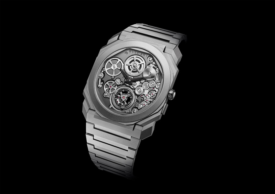 Baselworld 2018: Bulgari Octo Finissimo Automatic Tourbillon watch sets new record