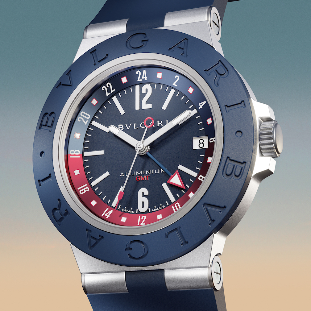Bulgari Aluminium GMT