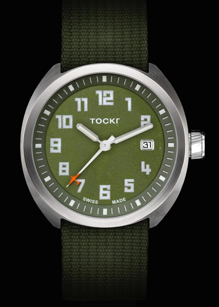 Tockr D-Day C-47 limited edition watches.