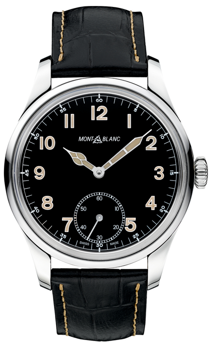 Montblanc 1858 Manual Small Seconds watch