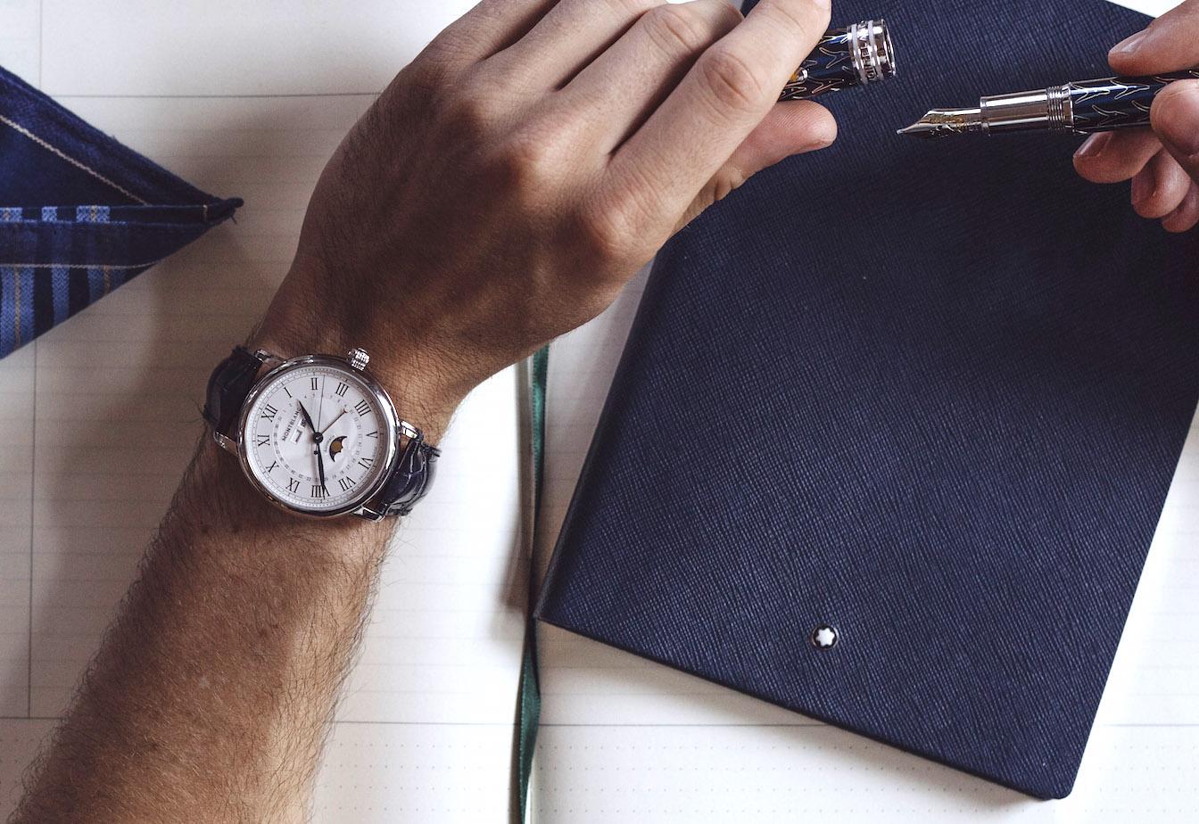 SIHH 2019: Montblanc Star Legacy Full Calendar watch