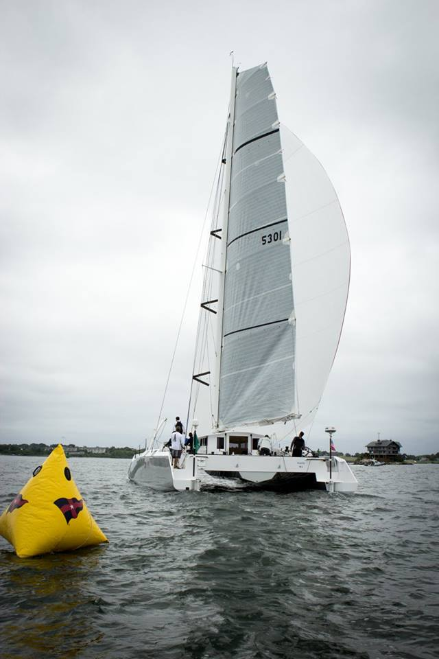 Rolex is the title sponsor of this week and many other key sailing events. Photo courtesy New York Yacht Club Regattas