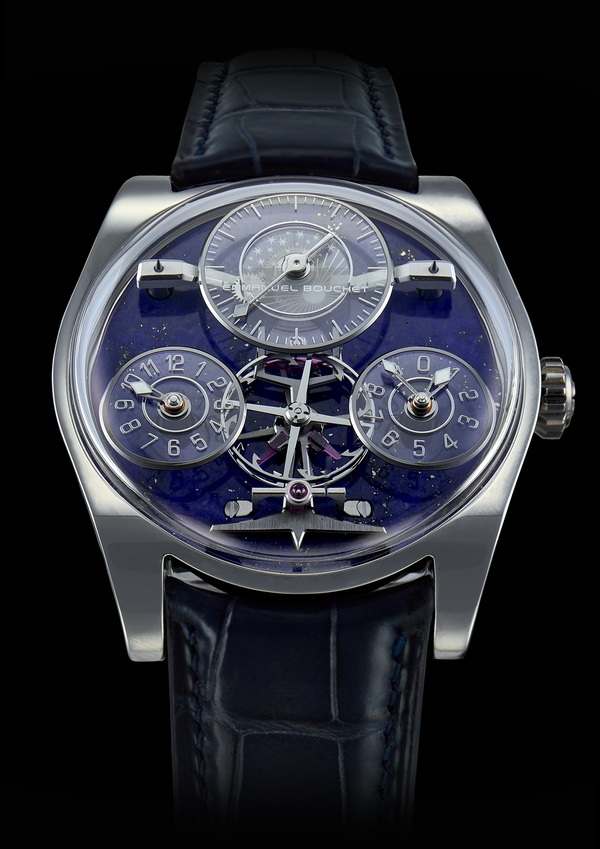 The Complication One is a first of its kind and is powered by a 485-part hand-wound movement.