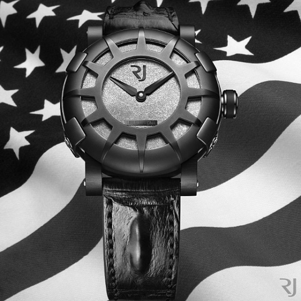 Romain Jerome new Limited Edition Black Liberty-DNA