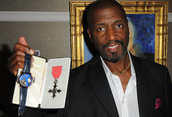 Willard Wigan was even honored by the Queen of England, given a medal for his work