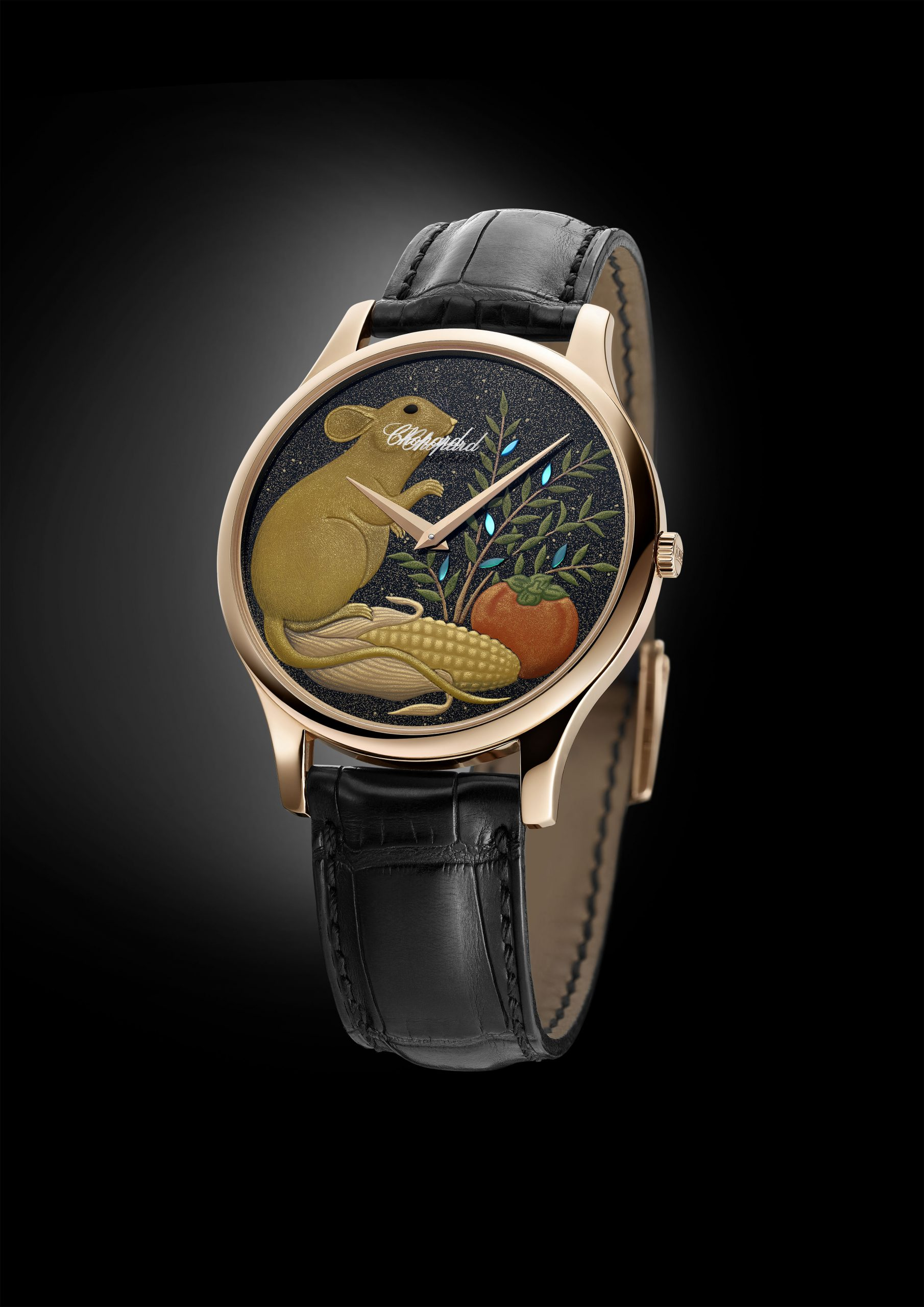 Chopard Year of the Rat watch.