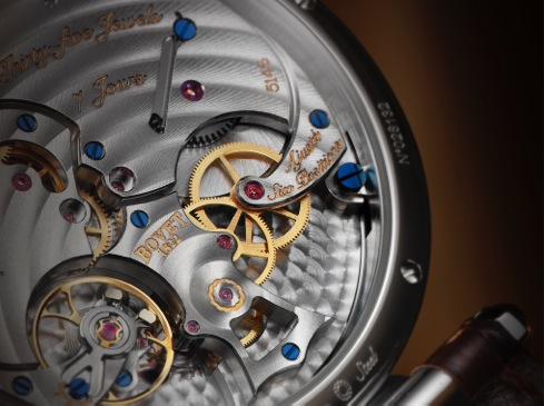 Bovet 19Thirty movement