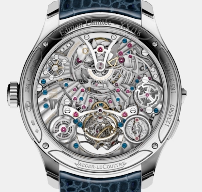 Jaeger-LeCoultreGrand Master Gyrotourbillon Westminster Perpetuel