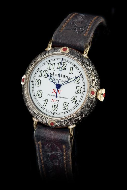 Montana Watches 1915 Western Design Premium
