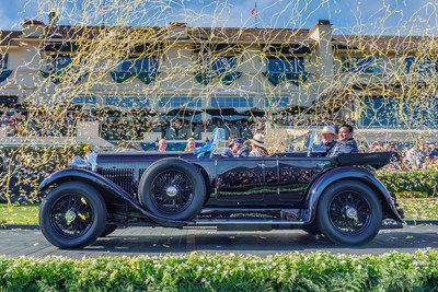 Bentley, Pebble Beach Concours d' Elegance 2019