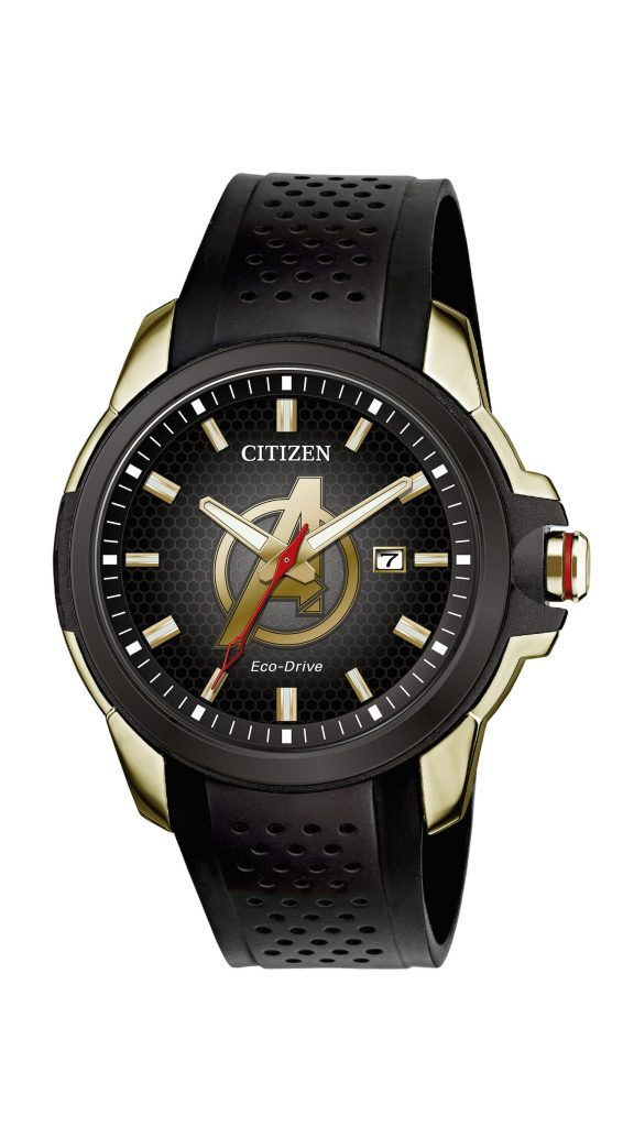 Citizen Marvel Avengers watch,