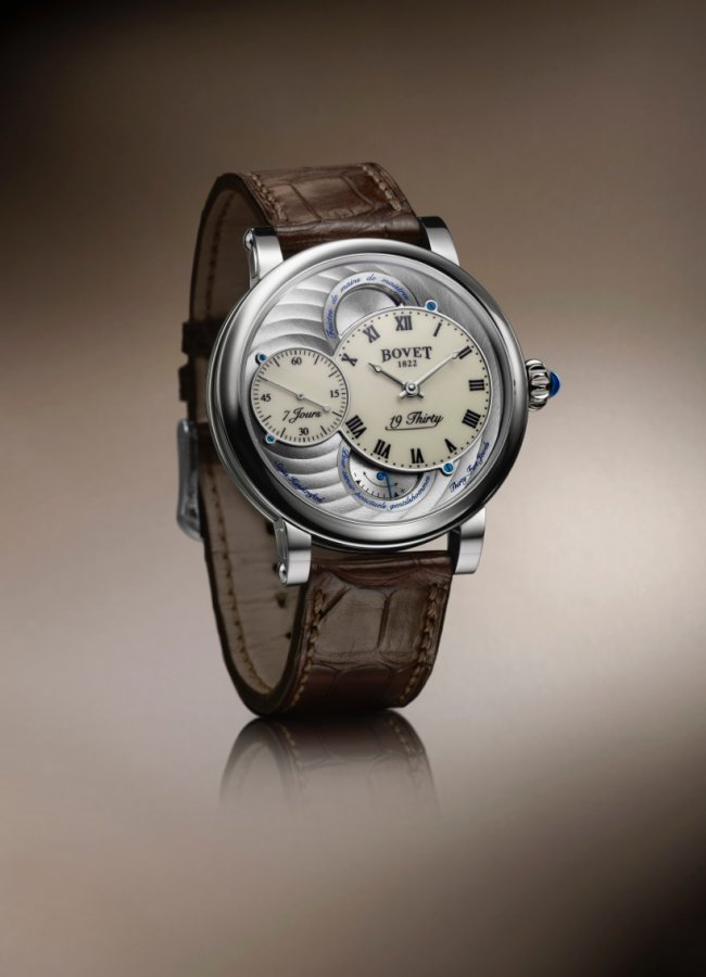 Bovet 19Thirty watch