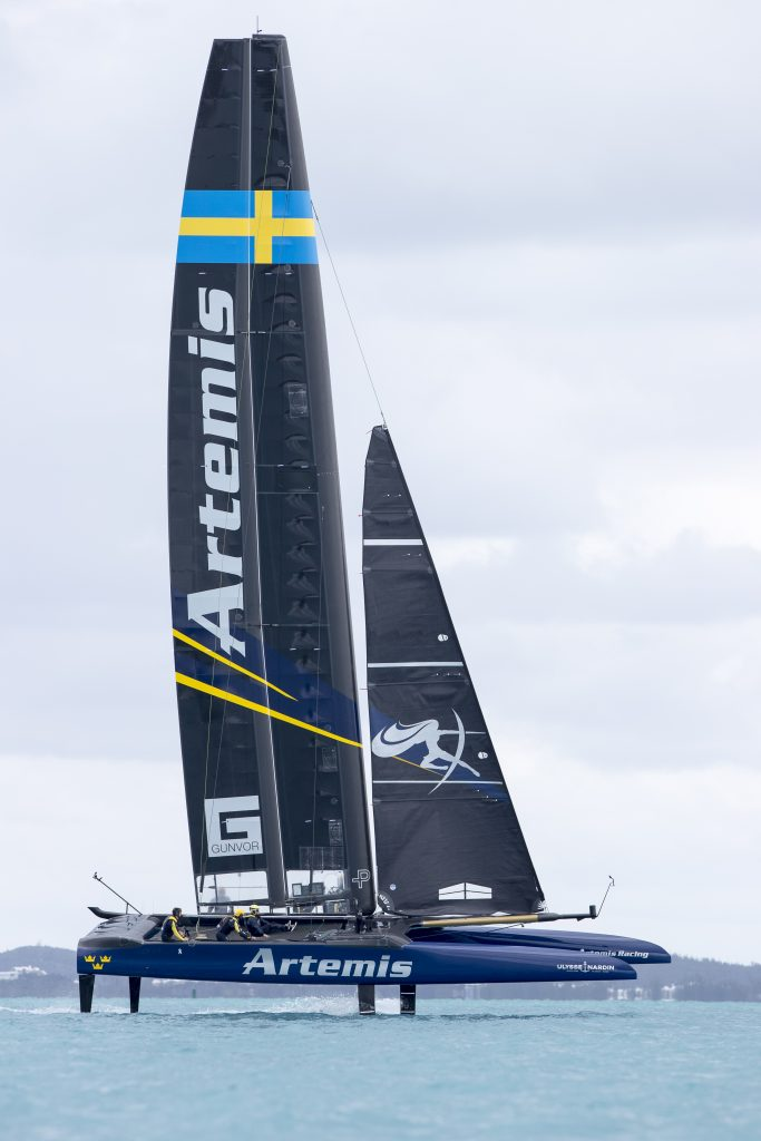 Ulysse Nardin is the Official Partner of Artemis Racing Team for the 35th America's Cup, Bermuda