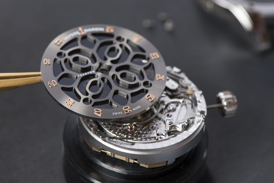 Ulysse Nardin, Devialet, Ulysse Nardin Hourstriker Phantom watch