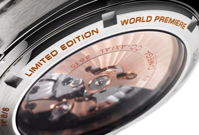 Just eight pieces of the Omega Seamaster Planet Ocean Orange  will be made.