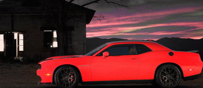 2015 Challenger  Hellcat from SRT