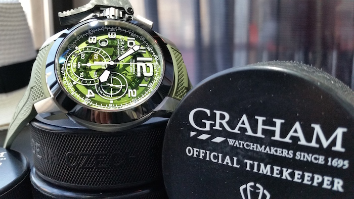 The Chronofighter Oversize