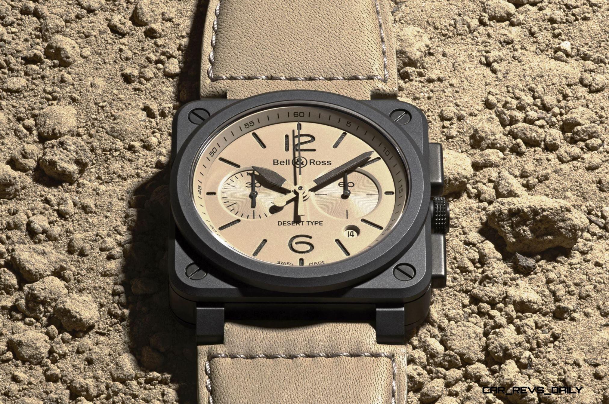 Bell & Ross BR03 Desert Type