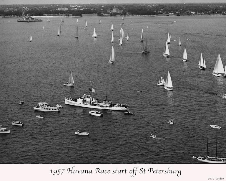 1957 Havana start