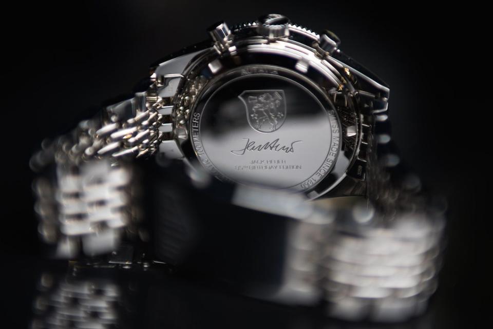 TAG Heuer Limited Edition Autavia Jack Heuer Watch