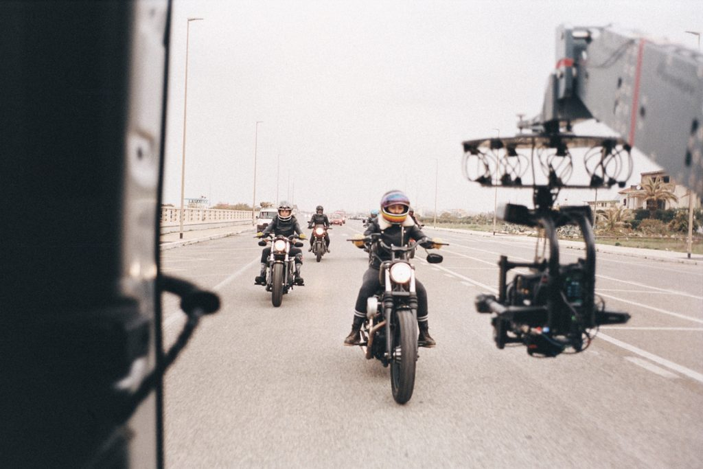 "Bulgari released a film called ""The Litas"" about women belonging to this motorcycle club, for Tribeca Film Festival."