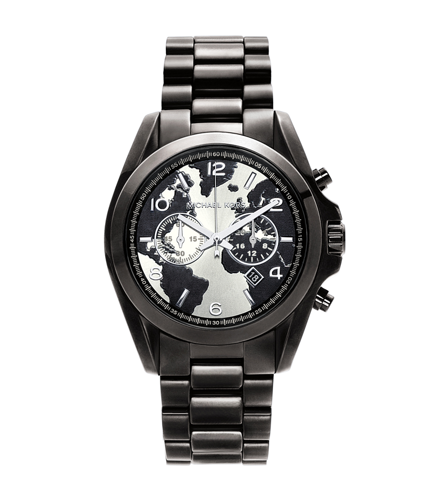 Black PVD Bradshaw 100 watch