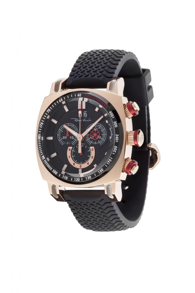 Ritmo Mundo Chronograph Racing watch
