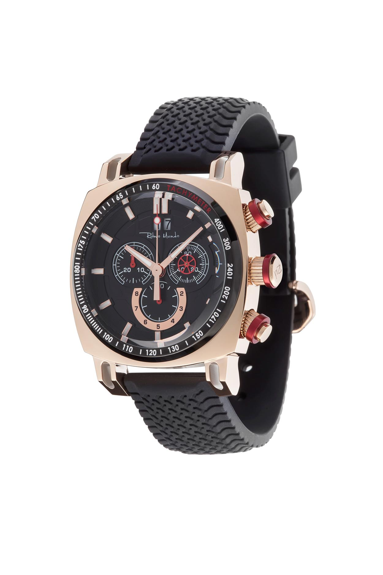 Ritmo Mundo Chronograph Racing watch