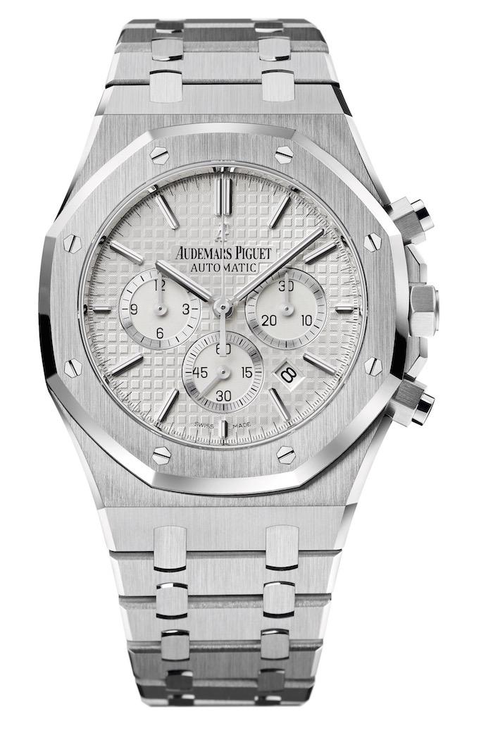 Royal Oak Chronograph worn by new Audemars Piguet brand ambassador Danny Willett