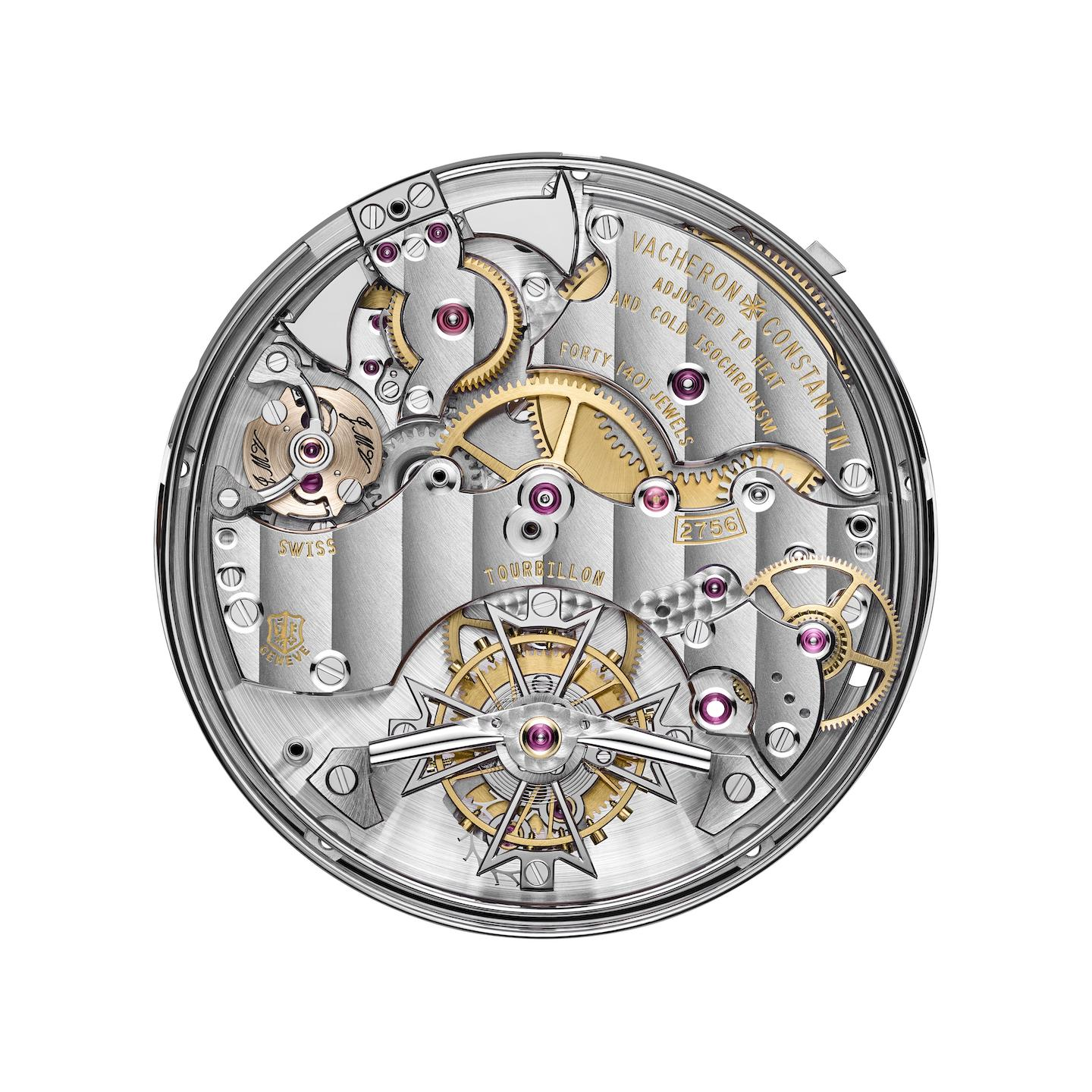 Vacheron Constantin Grand Complication Split-Seconds Tempo La Musique du Temps