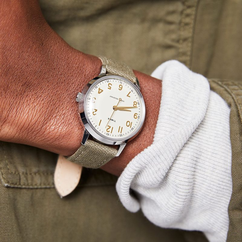 Todd Snyder and Timex unveil Liquor Store watch