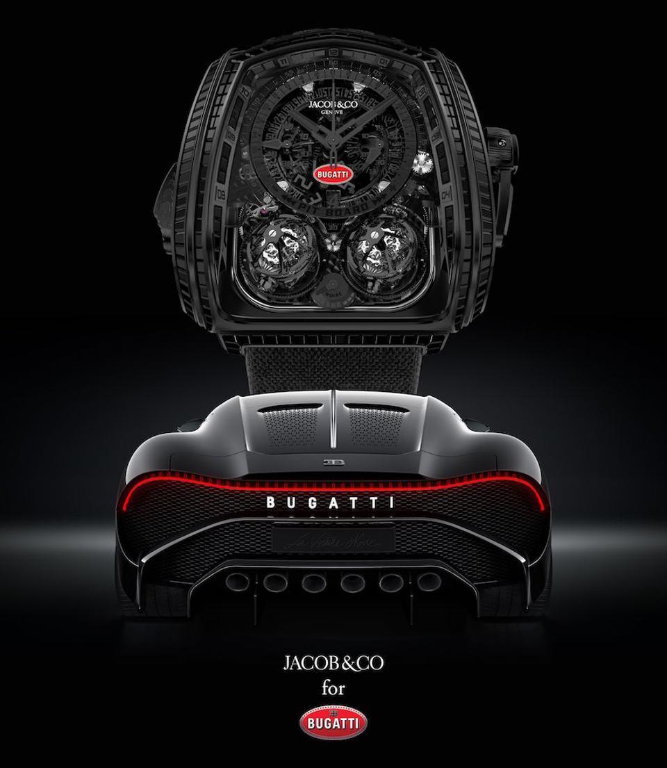 Jacob & Co, Bugatti