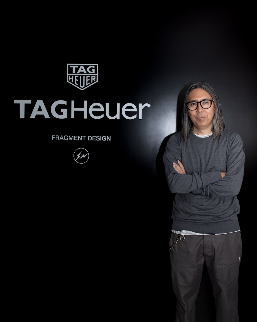 TAG Heuer, Hiroshi Fujiwara, Fragment Design