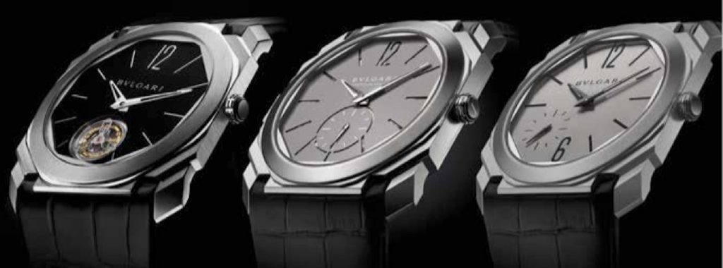 Bulgari's unveiling of the Octo Finissimo Automatic Ultra-Thin watch is its third record-setting Octo.