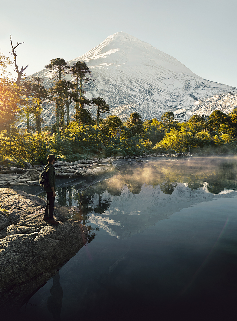 Montblanc launches Power to Reconnect with Nature campaign.
