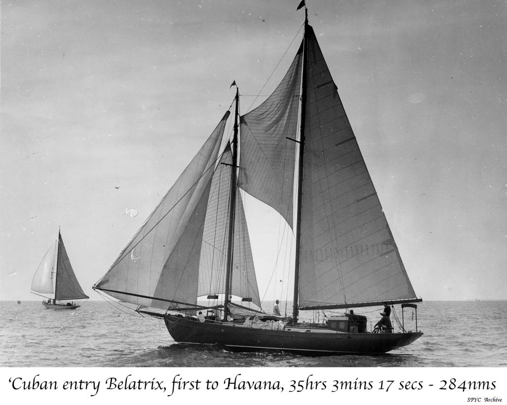 The St. Petersburg-Habana Regattas were an historic event held for nearly three decades.