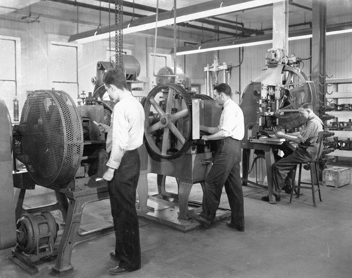Stamping machines in Lancaster, PA