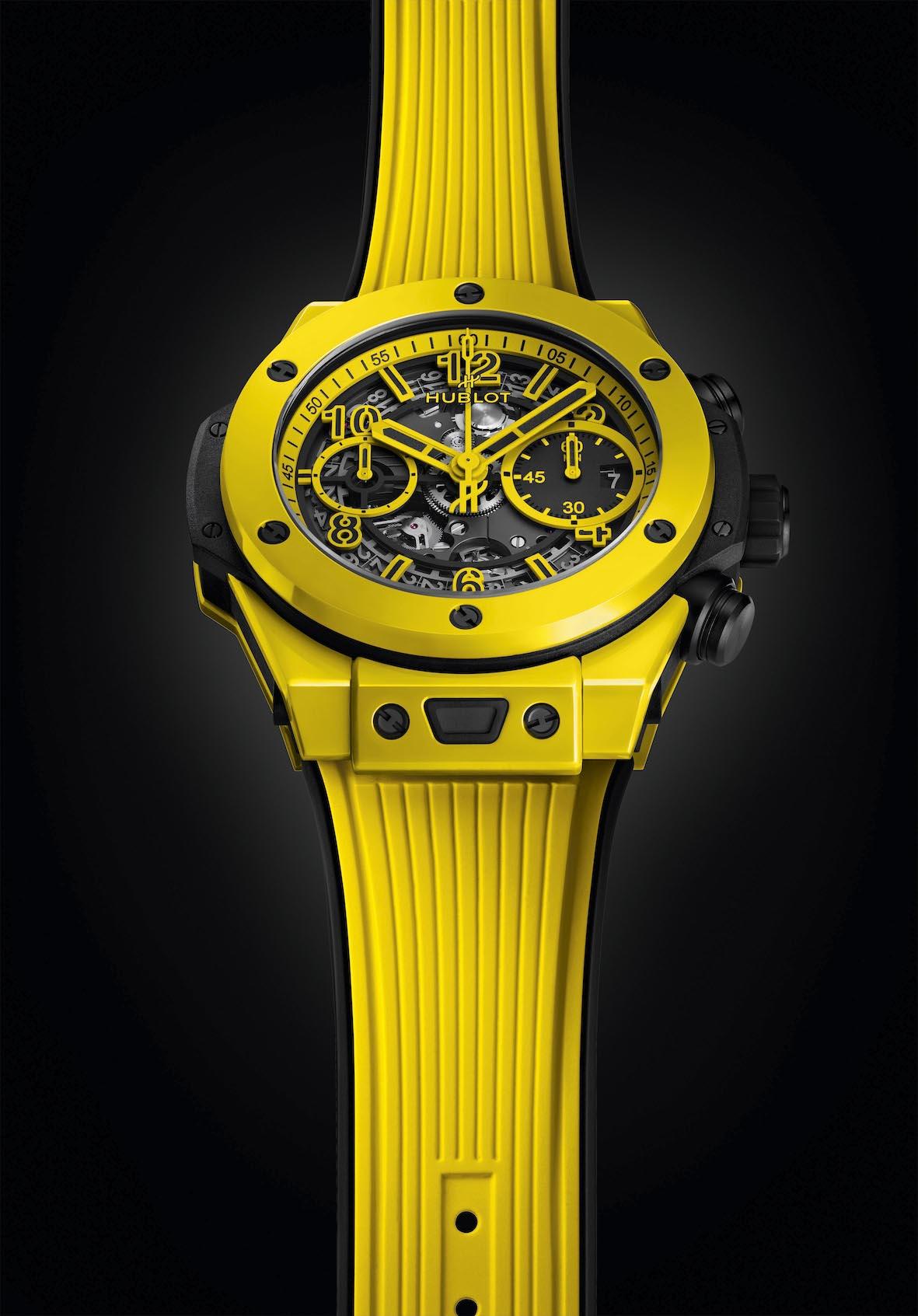 Hublot Big Bang Yellow Magic , Watches & Wonders 2021