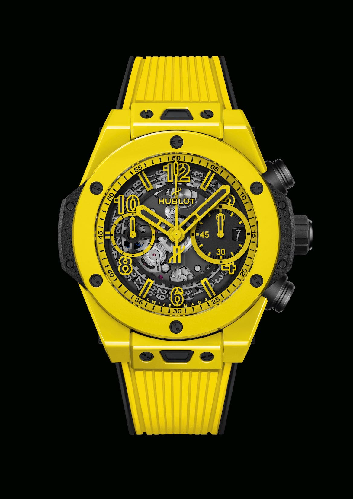 Hublot Big Bang Yellow Magic