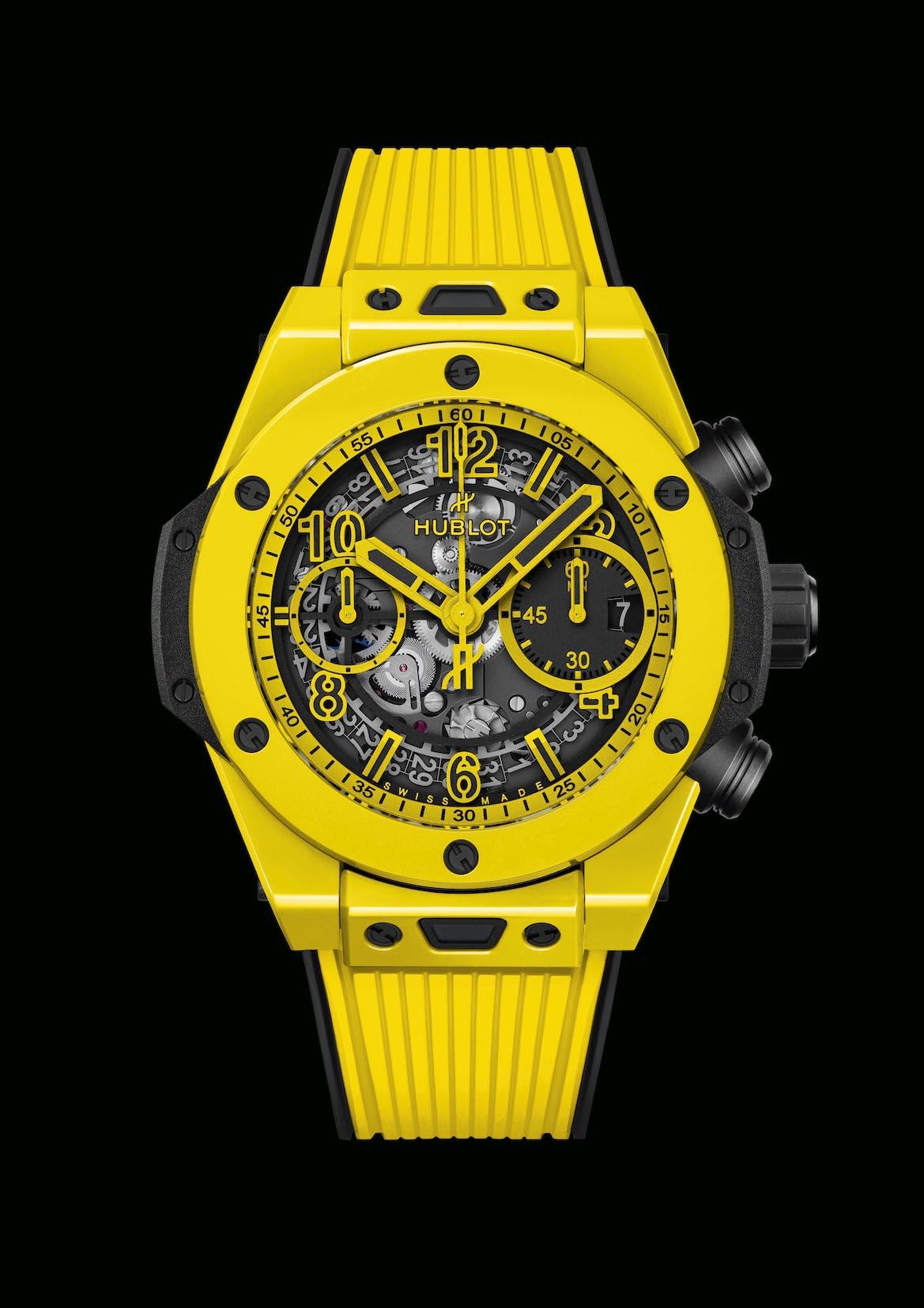 Hublot Big Bang Yellow Magic