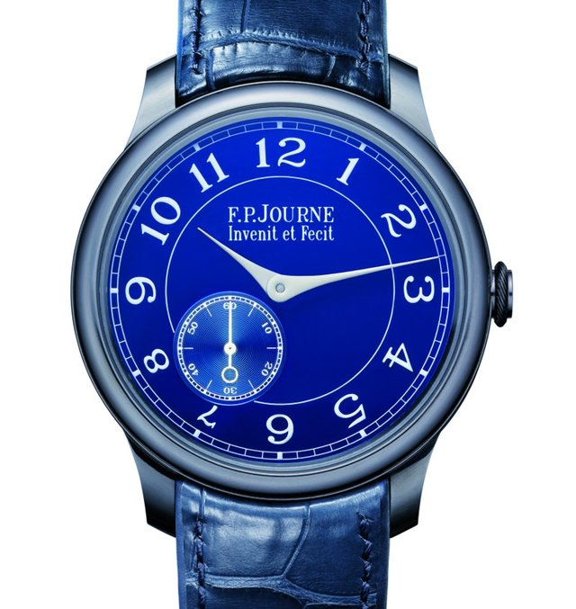 FP Journe Chronometre Bleu