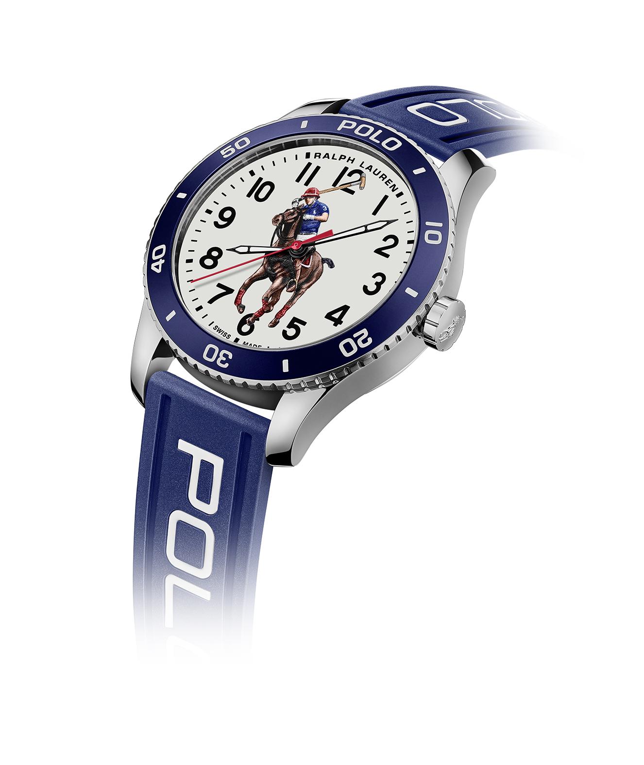 Ralph Lauren Polo Player watch