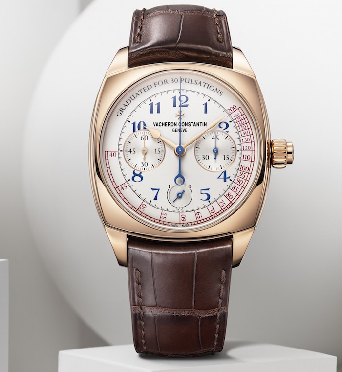 Harmony Chronograph with pulismeter