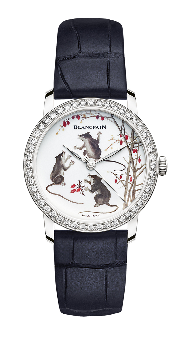 Blancpain Year of the Rat watch