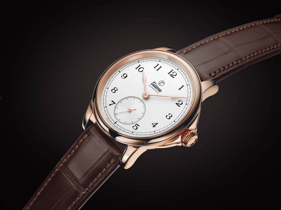 Tutima 6600 Patria watch