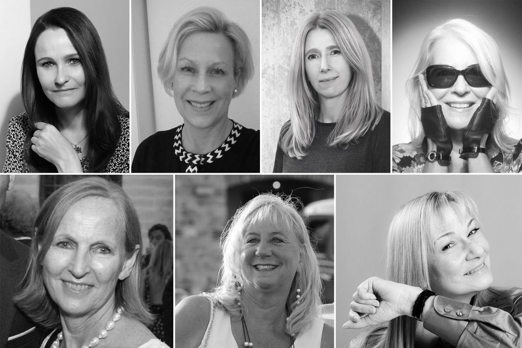 Seven women influencers and insiders in the watch industry (Roberta Naas, Tracey Llewellyn, Sophie Furley, Victoria Townsend, Sandra Lane, Elizabeth Doerr) make their top picks for watches under $1,000.